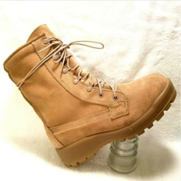Belleville Mens Military Boots ICWR sz 5W